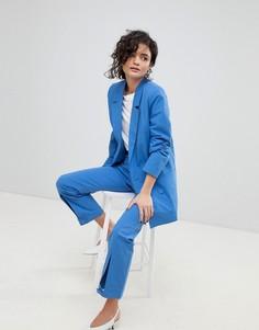 Строгие брюки Gestuz - Синий