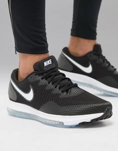 4b4694e6 Черные кроссовки Nike Running Zoom All Out Low 2 AJ0035-003 - Черный