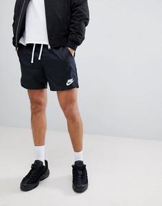 Черные шорты Nike 832230-010 - Черный