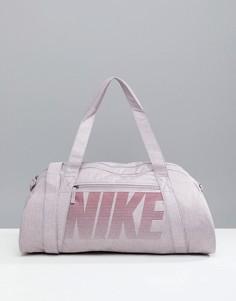 Бледно-розовая спортивная сумка Nike Gym Club - Розовый