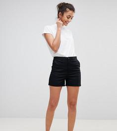 Черные шорты чиносы ASOS TALL - Черный