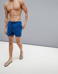 Темно-синие шорты для плавания Quiksilver Everyday 15 - Темно-синий