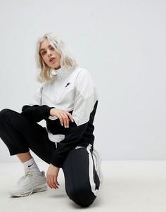 Спортивная куртка в стиле колор блок с молнией Nike - Мульти