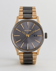 Часы Nixon A356 Sentry SS - Золотой