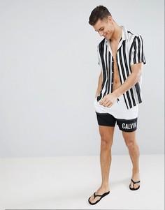Шорты для плавания Calvin Klein Plus - Белый