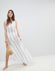 Пляжное платье Vitamin A Tradewinds - Мульти