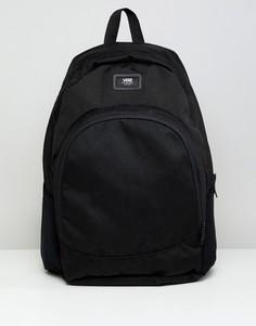 Черный рюкзак Vans Van Doren VA36OSBLK - Черный