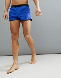 Шорты для плавания с разрезом adidas CV5129 - Синий