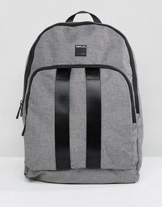 Рюкзак с логотипом Replay - Серый