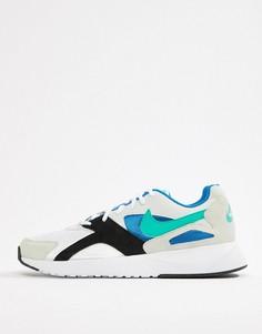 Белые кроссовки Nike Pantheos 916776-101 - Белый