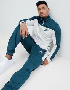 Зеленый спортивный костюм Nike 861774-328 - Зеленый