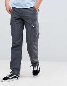 Серые брюки карго Element Legion - Темно-синий