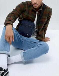 Темно-синяя сумка через плечо Dickies Gilmer - Темно-синий