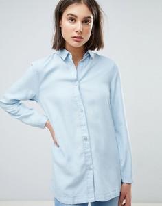 Джинсовая рубашка Waven Nott - Синий