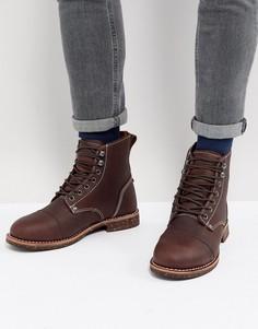 Ботинки со шнуровкой Dickies Knoxville - Коричневый