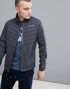 Серая куртка Marmot - Серый