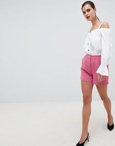 Строгие шорты Y.A.S - Розовый