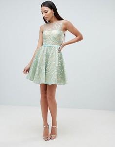 Платье для выпускного Forever Unique - Зеленый