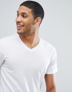 Черная мужская прозрачная футболка на шнуровке 11