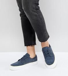 Синие кроссовки Nike Sb Zoom Janoski Ht - Синий