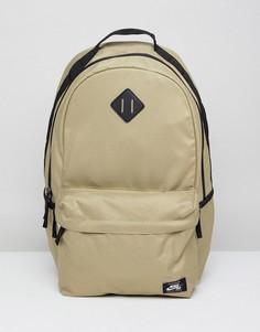 Рюкзак цвета хаки Nike SB BA5727-224 - Зеленый
