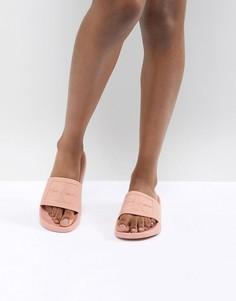 Шлепанцы из гибкого пластика Calvin Klein Christie - Розовый