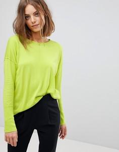 Свободный джемпер Esprit - Зеленый
