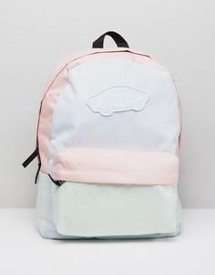 Рюкзак в стиле колор блок Vans Realm - Мульти