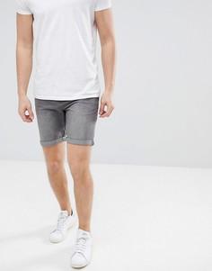 Серые джинсовые шорты Produkt - Серый