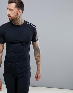 Спортивная футболка Bjorn Borg Ice Hydro Pro - Черный