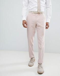 Светло-розовые облегающие брюки Lindbergh Wedding - Розовый