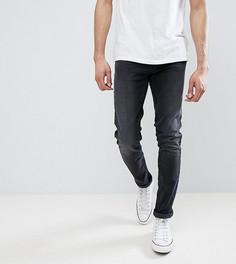 Темно-серые джинсы слим Farah TALL Drake - Серый