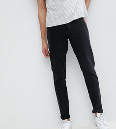 Черные джинсы слим ASOS TALL - Черный
