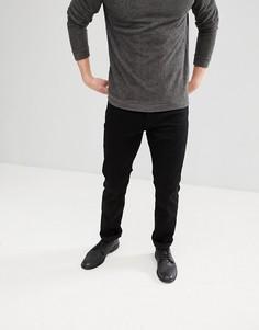 Черные узкие джинсы AllSaints - Черный