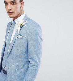 Облегающий пиджак Noak - Синий