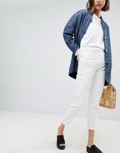 Джинсы в винтажном стиле Waven Elsa - Белый