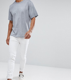 Белые джинсы скинни Cheap Monday TALL - Белый