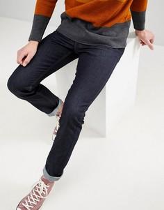Синие узкие джинсы Lee Jeans - Синий