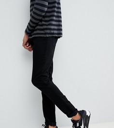 Черные узкие джинсы Lyle & Scott TALL - Черный