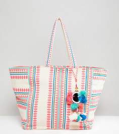Пляжная сумка-тоут Accessorize Bondi - Мульти
