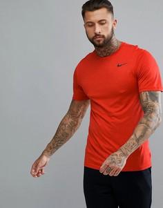 Красная футболка Nike Training 832835-634 - Красный
