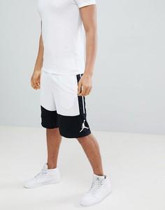 Белые шорты Jordan Rises 889606-014 - Белый