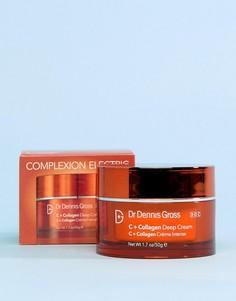 Крем Dr Dennis Gross C+ Collagen - Бесцветный
