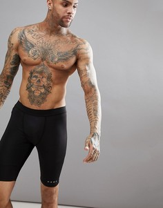 Беговые шорты с леггинсами ASOS 4505 - Черный