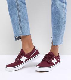 Бордовые кроссовки New Balance 331 - Красный