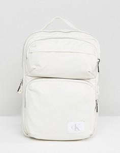 Квадратный рюкзак Calvin Klein - Белый