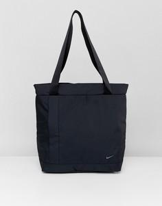 Черная сумка-тоут Nike Legend - Черный