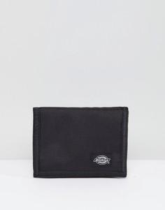 Черный кошелек Dickies Crescent Bay - Черный