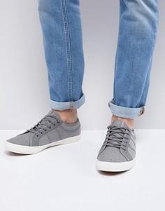 Парусиновые кроссовки Jack & Jones - Серый