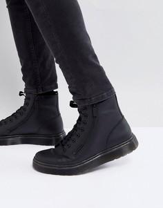 Черные ботинки Dr Martens Talib - Черный